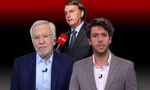 Sem Garcia e Coppolla, CNN exorciza a sombra de Bolsonaro