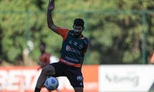 Diego Costa, Savarino e Keno são dúvidas e Galo faz mistério antes de encarar o Palmeiras