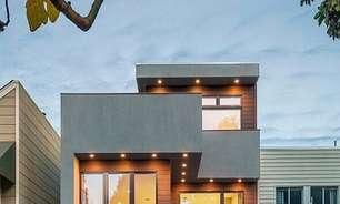 Cores de Casas Modernas: +62 Projetos Modernos para se Inspirar