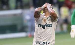 Palmeiras leva 4 do Bragantino e frustra torcida em volta