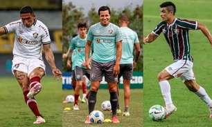 Saídas pela esquerda! Saiba como está a disputa pela titularidade na lateral do Fluminense