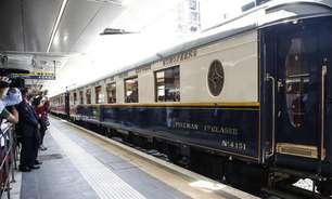 Conheça o trem de luxo 'Dolce Vita' que percorrerá a Itália