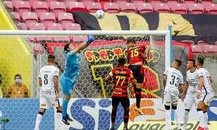 Sport emplaca três vitórias seguidas e renasce na briga contra o rebaixamento