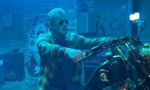 """Sylvester Stallone mostra imagens dos bastidores de """"Os Mercenários 4"""""""