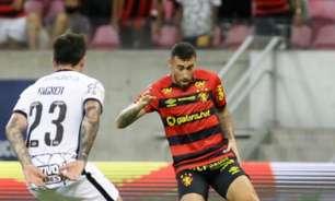 Autor do gol da vitória do Sport, Paulinho Moccelin projeta jogo difícil contra o Cuiabá