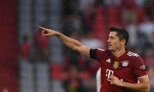 Frustrado, Lewandowski não descarta deixar o Bayern