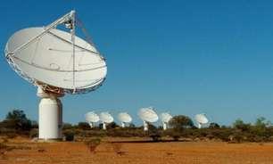 Alguma coisa está transmitindo sinais de rádio do centro da galáxia
