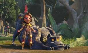 Maya é a princesa guerreira mais legal do momento