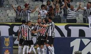 VÍDEO: veja os gols da vitória do Atlético-MG sobre o Santos pelo Brasileirão