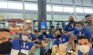Passageiro passa mal e voo do Náutico volta ao Recife