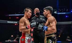 Disputa pelo título mundial de Kickboxing é destaque no 'RedeTV! Extreme Fighting' desta sexta (15)