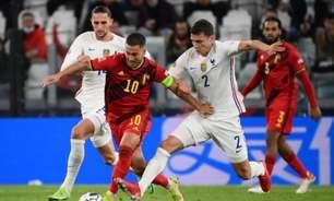 Técnico da Bélgica afirma que Hazard pode brigar por Bola de Ouro