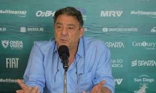 Marcus Salum fala sobre planos do clube após saída de Mancini