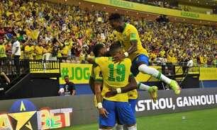 Neymar aclamado, pedidos por Gabigol e vibração: o reencontro da Seleção com a torcida