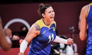 Tandara critica mais uma vez a presença de atletas transexuais no vôlei: 'Minha opinião não muda'