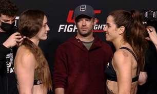 Embalada, Norma Dumont encara americana em card com outros seis brasileiros no UFC Vegas 40