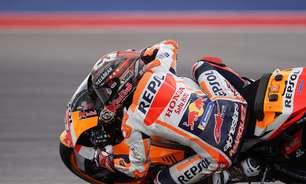 Esquerda ou direita? O que estatísticas dizem sobre força de Marc Márquez na MotoGP