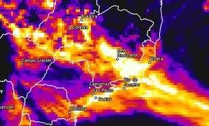 Semana será marcada por chuva volumosa no Sudeste