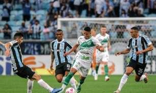 Na estreia de Mancini, Grêmio bate o Juventude e respira no Brasileirão