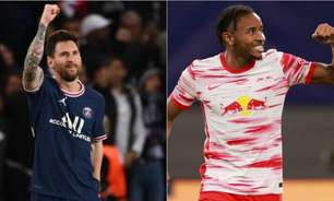 PSG x RB Leipzig: onde assistir, horário e escalações do jogo da Champions League