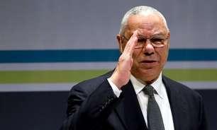 Colin Powell morre aos 84 anos por complicações da covid-19