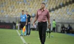 Renato critica VAR e diz que Gabigol passou mal no vestiário