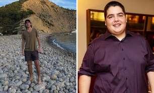 50 quilos mais magro, filho de Faustão curte viagem com Jade Picon