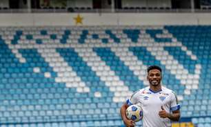 Titular do Avaí, Jean Cléber quer evolução no clube catarinense