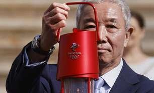 Organizadores dos Jogos de Inverno de Pequim recebem chama olímpica em meio a pedidos de boicote