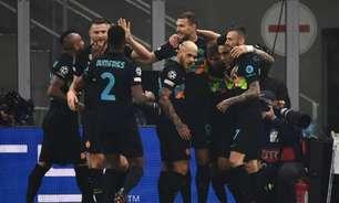 Inter de Milão vence Sheriff e conquista sua primeira vitória na Champions League