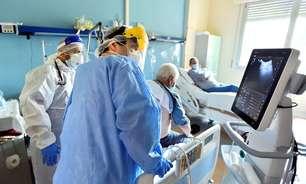 Só muito idosos e doentes morrem de covid com vacina