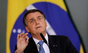 """Vagabundo é elogio para ele"", diz Bolsonaro sobre Renan"