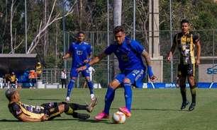 Artilheiro do Mineiro Sub-20 pelo Crueiro, Daniel JR projeta a final diante do América-MG