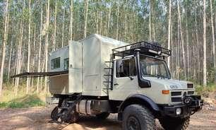Estrella-Mobil lança motorhomes de expedição no Brasil