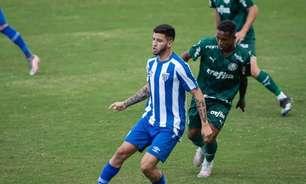 Atacante do Avaí exalta desempenho no Catarinense Sub-20 e garante: 'As expectativas são as melhores'