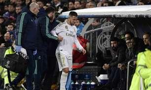 Ídolo do Real Madrid afirma que paciência do clube com Eden Hazard pode acabar após esta temporada