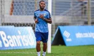 Paulo Miranda busca o seu espaço no Grêmio: 'Estou pronto'