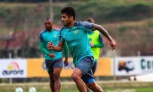 Após quase dois anos de ausência, Henrique Almeida garante: 'Não sinto dor, estou 100%'
