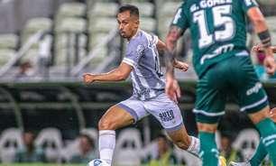 Tiago Nunes lamenta a falta de efetividade do Ceará