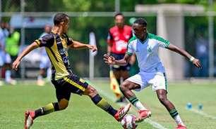 Na final do Mineiro Sub-20, América-MG vence 59% das partidas com o atacante Kawe em campo