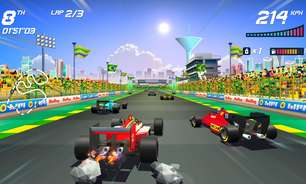 Análise: Horizon Chase: Senna Sempre traz várias novidades