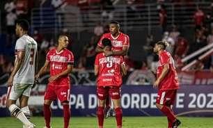 CRB vence o River-PI e se classifica para 3ª fase da Pré-Copa do Nordeste