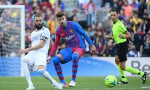 Koeman, técnico do Barcelona, lamenta derrota no 'El Clásico'