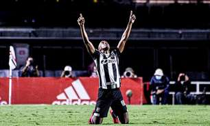 Ceará vive seca de vitórias no Campeonato Brasileiro