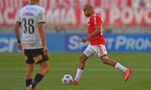 Internacional terá três desfalques contra o São Paulo, no Morumbi