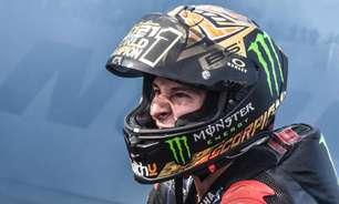 """Quartararo se emociona com primeiro título na MotoGP: """"Estou vivendo um sonho"""""""
