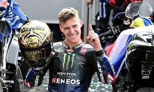 Quartararo conquista MotoGP. Yamaha sonha com tríplice coroa. Confira classificação