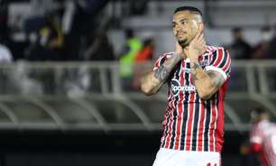 São Paulo 'desliga' no 2ª tempo e perde para o Bragantino