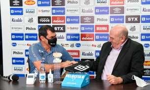Demissão de Diniz e chegada de Carille não foram unanimidades no CG do Santos