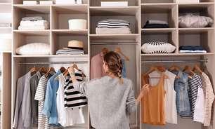 Guarda-roupa: dicas para organizar seu armário